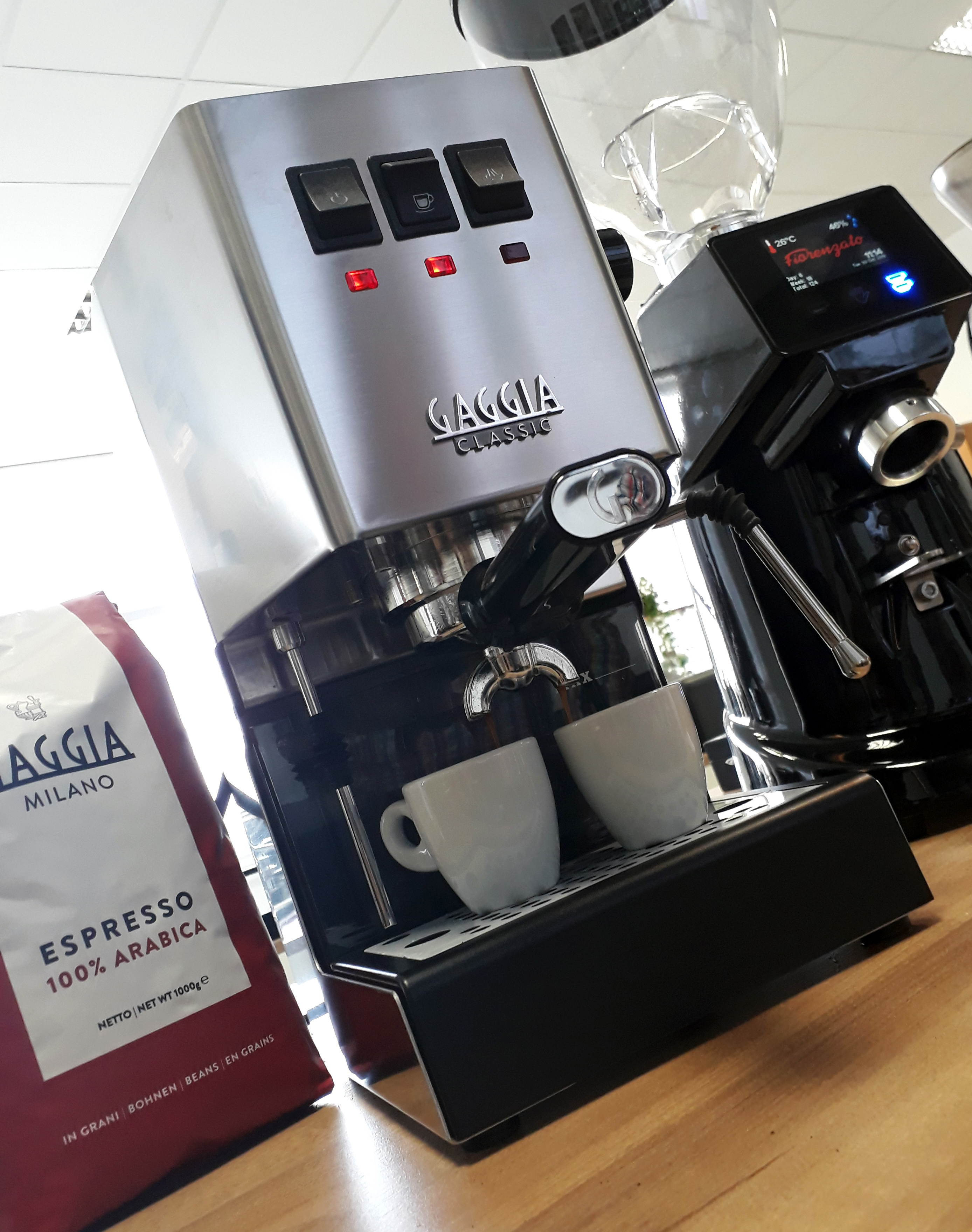 Gaggia Classic 2018 review